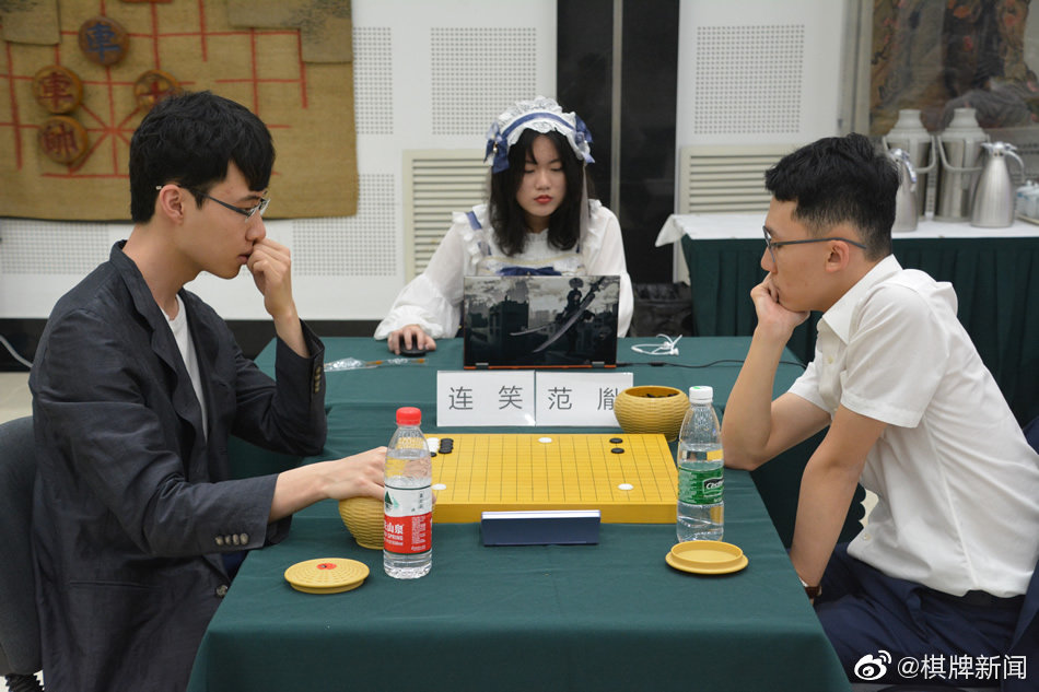 5月9日,嫘祖杯第32届中国围棋名人战16强赛在中国棋院打响