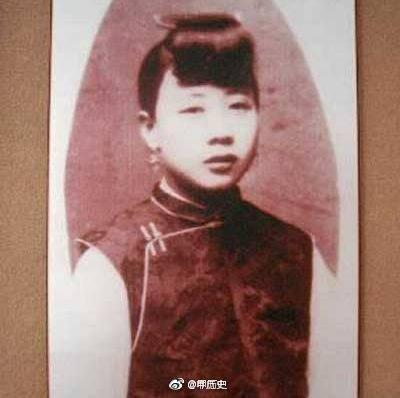 从清朝末年到上世纪80年代,各个时期的国宝级的美女们,依次为