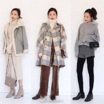 换季就要换新衣,超实用的冬季保暖系穿搭, 每天不愁穿衣烦恼