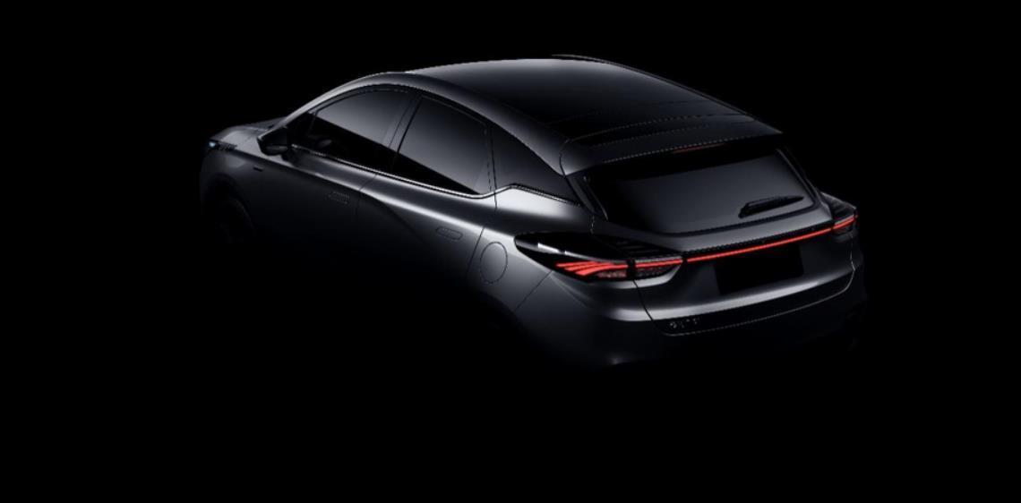 吉利几何C更多信息曝光:新车基于吉利电动车平台GE2.0进行打造