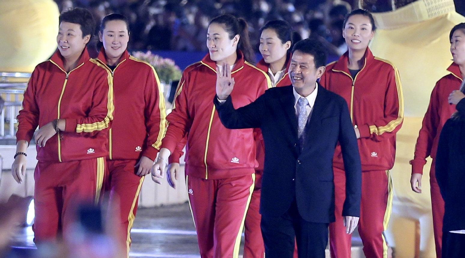 陈可辛:《中国女排》是我拍过最难也是最快乐的一部电影