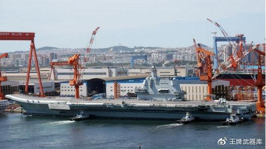 国产航母第七次海试归来,周期创造新纪录,有望10月1日前交付