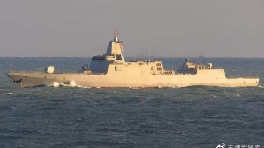 好消息!官方证实055型驱逐舰采用最新舰船推进技术,已世界领先