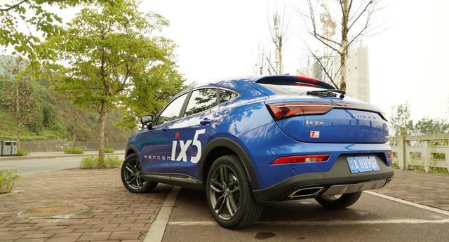 年轻又带感,这可能是10万级性价比最高的SUV!试驾东风风光ix5