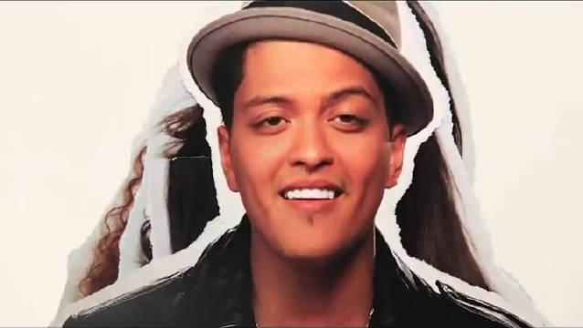 Billboard官方汇总火星哥Bruno Mars出道至今的所有主打单曲
