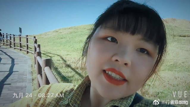 济州岛东线Vlog,在海边独自走一走!