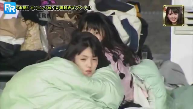 日韩综艺太会玩,日本女团被整,睡醒发现自己竟在演唱会舞台上