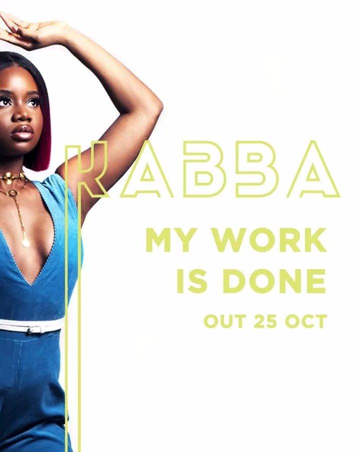 BBC年度之声遗珠A*M*E更名KABBA后新单My Work Is Done片段试听