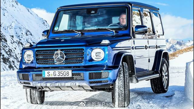 视频:2019奔驰G 350d