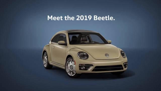 大黄蜂的座驾宣布停产,甲壳虫完结?