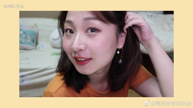 无耳洞星人的淘宝耳饰分享,顺便告诉你们圆脸的女孩适合哪种耳饰
