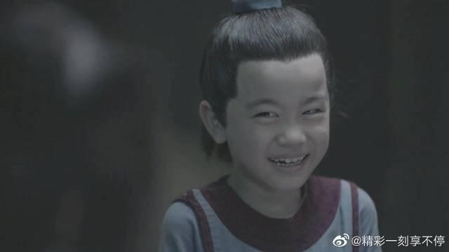 小范闲砸了人被五竹叔揭发,尴尬而又不失礼貌的微笑哈哈哈哈