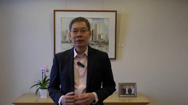 ——新加坡驻华大使:吕德耀