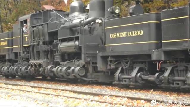 蒸汽火车开始了它的旅行,景美火车更美!如今疫情当前