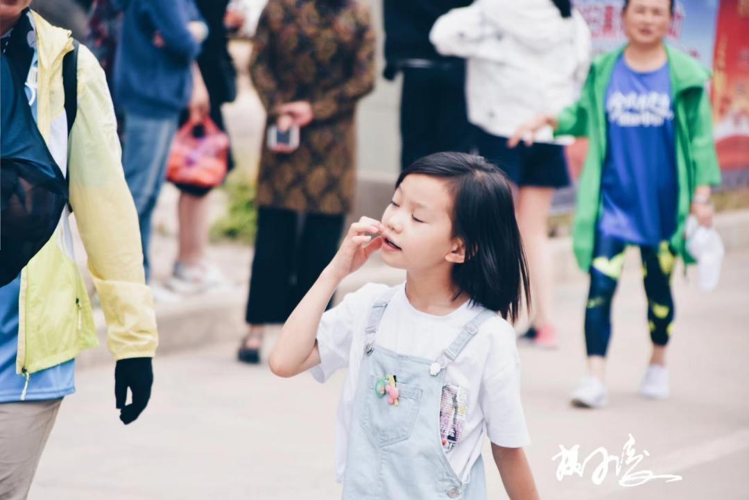 清水健步走活动 轩辕故里  中国•清水