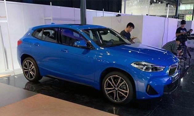 2019成都车展探馆:国产宝马X2实车曝光