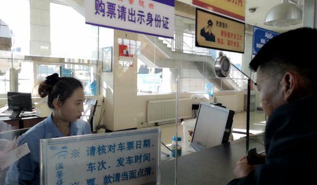 """宁夏21个汽车站启用""""黑科技"""" ,忘带身份证可""""刷脸"""""""