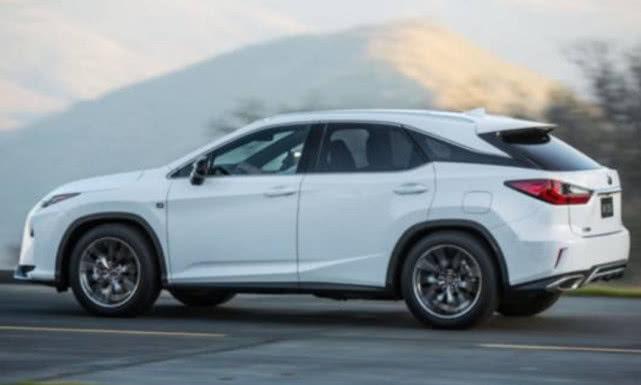 全新2020款雷克萨斯RX来袭,尺寸提升,又要加价的节奏
