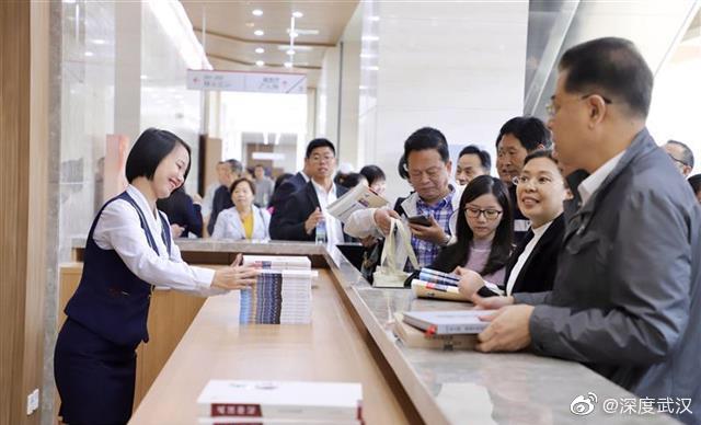 地铁3号线直达武汉档案馆新馆,市民可凭身份证或单位介绍信查档