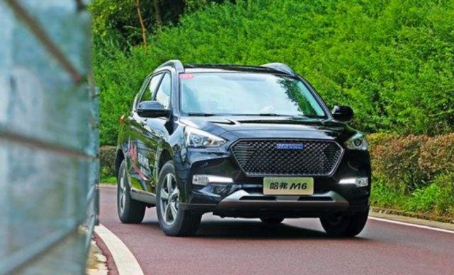 哈弗超值得买的SUV,上个月售1.5万台,定位亲民配置一个都不少