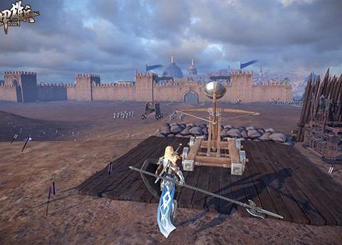 《铁甲雄兵》耶路撒冷南攻城战解析