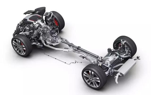 """驾驶性能工程师科学评测奥迪A4家族 3:S4,一台""""谦逊""""的性能车"""