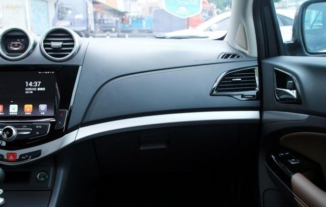 比亚迪S7炫酷的外形,帅气的外形,型男必备!