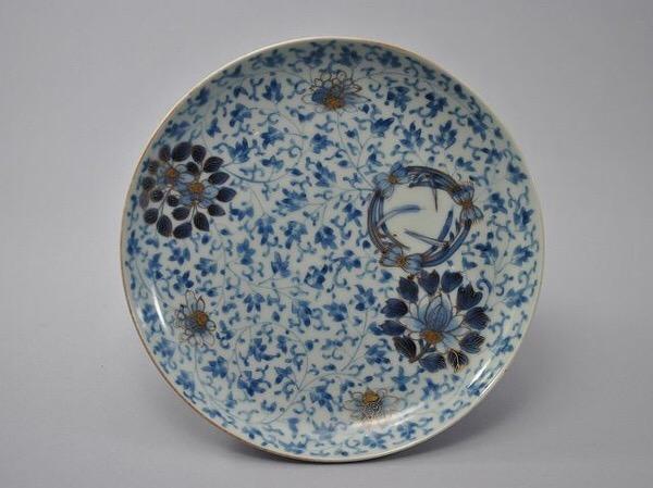 来自日本的古伊万里烧陶瓷器,起源于中国,又不断创新的古老艺术品