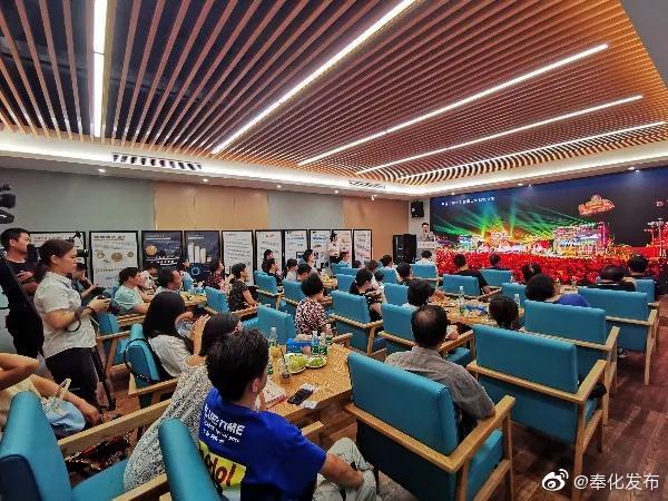 奉化在杭州推介全域旅游