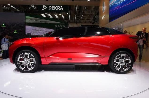 长城WEY推出全新SUV,颜值碾压宝马,可看车标后觉得哪里不对劲