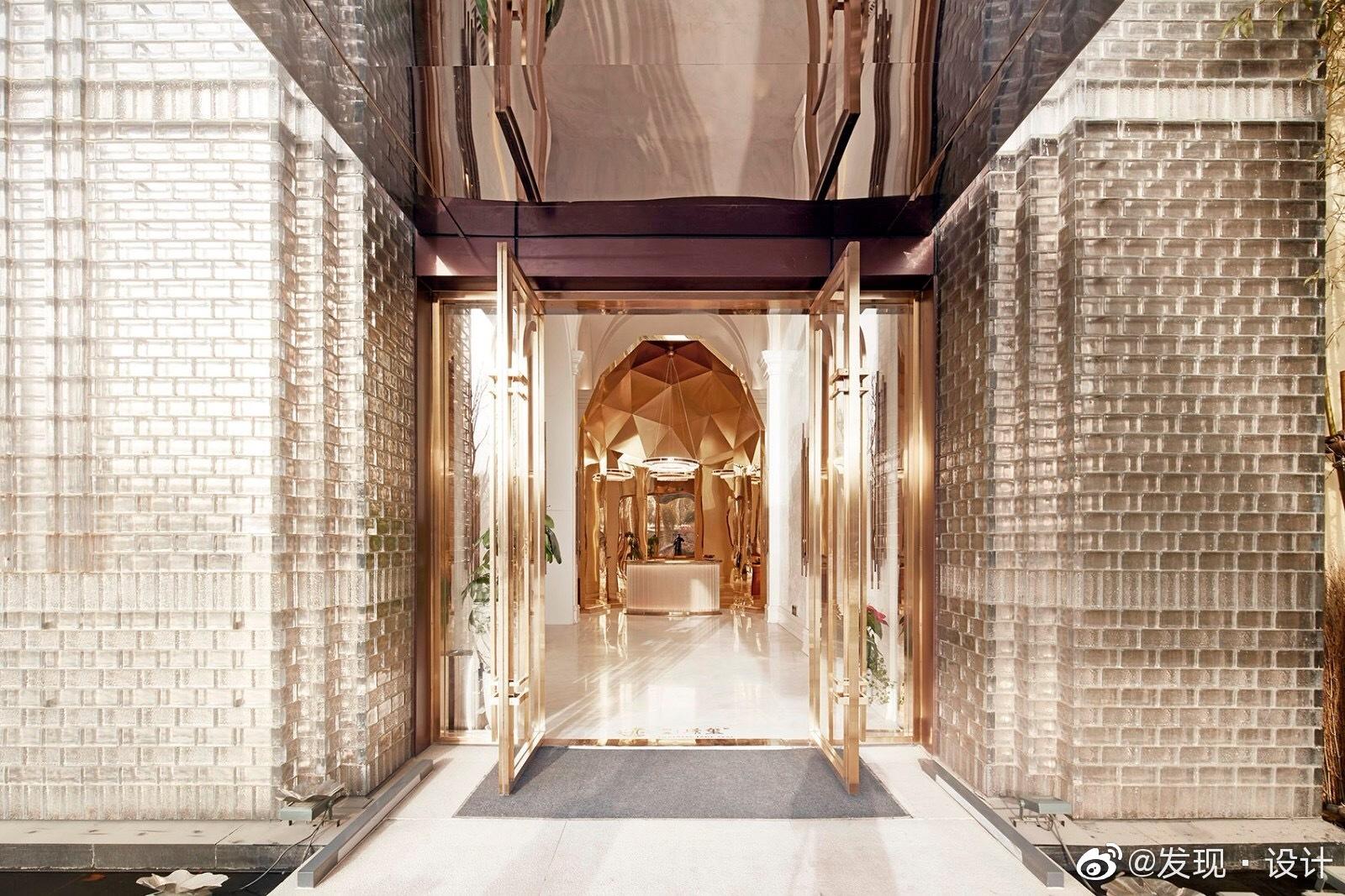 北京懋源·璟玺售楼处空间/ ASK STUDIO懋源·璟玺由北京知名高端住宅