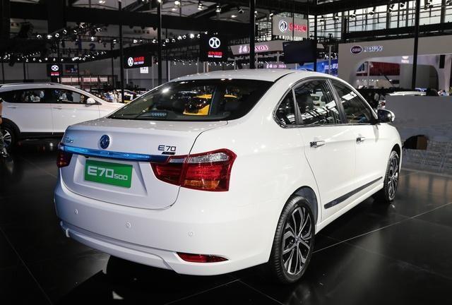 全新一代风神E70新消息 明年年初上市