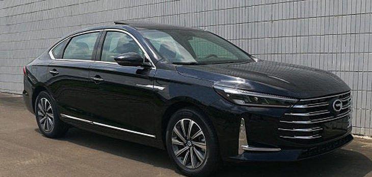 广汽传祺全新GA8将广州车展首发 定位中大型车 轴距达2900mm