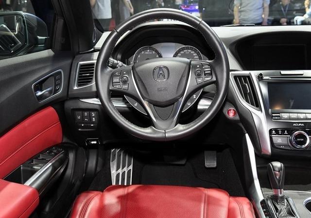 本田豪华车型讴歌TLX-L,国六来临降7万,带四轮转向矩阵式大灯
