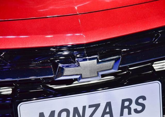 雪佛兰轿车再添一员,科鲁兹继任者来了,外观运动,最快明年上市