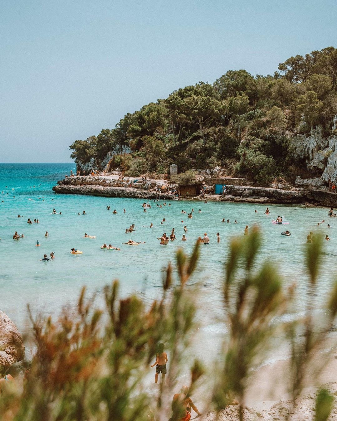 夏日海岛 西班牙马略卡岛