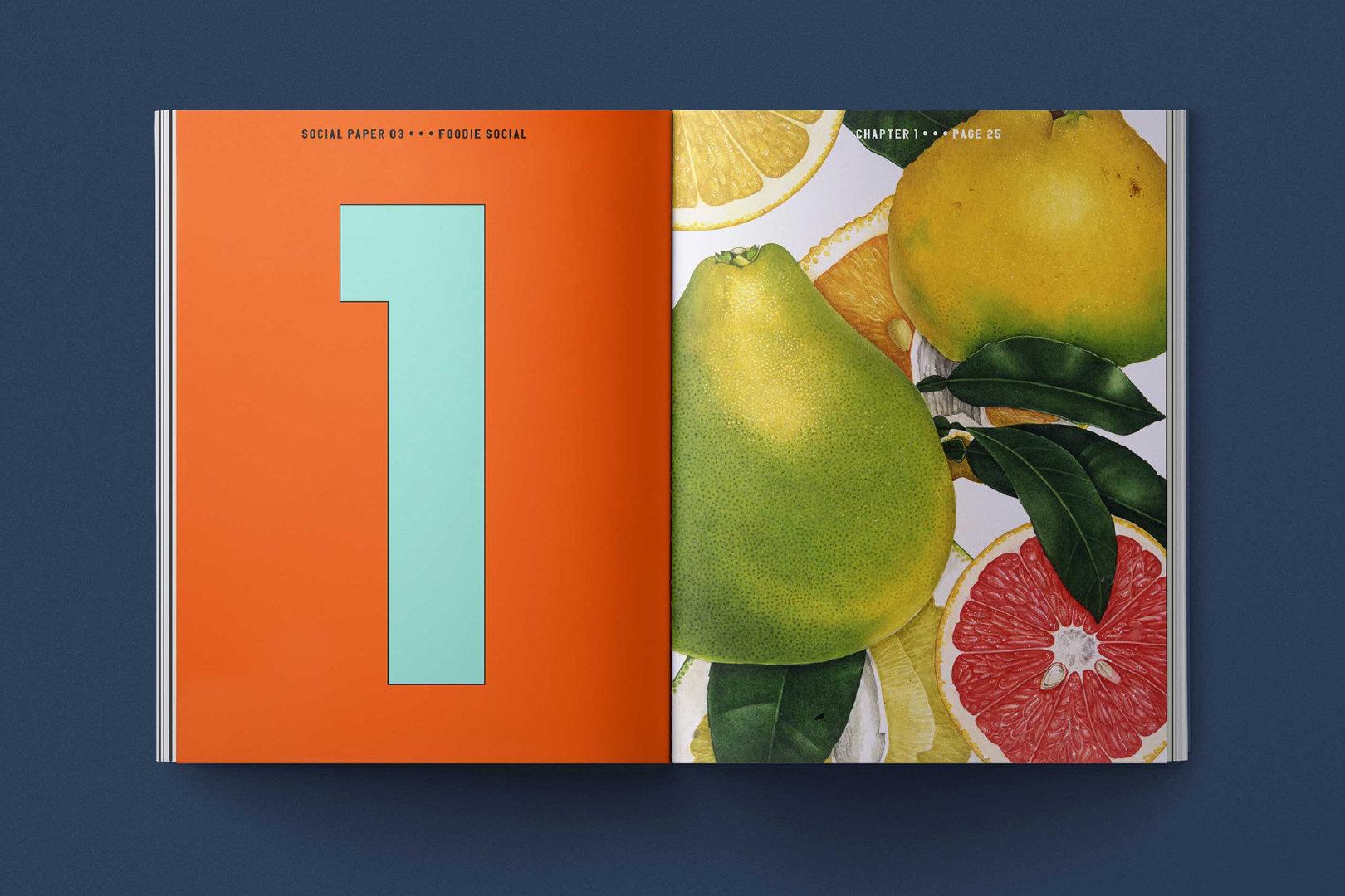 《Social Paper》是一本由新天地发起、重新发掘社群价值的杂志书