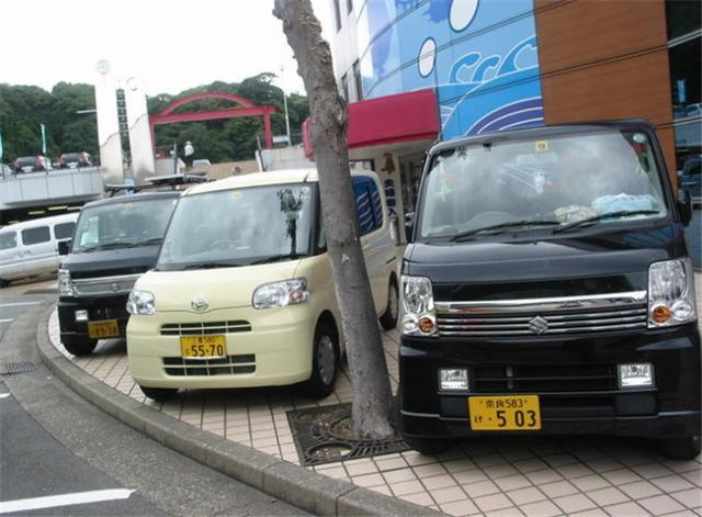 美国10人约8人有车,日本10人约6人有车,那中国呢?