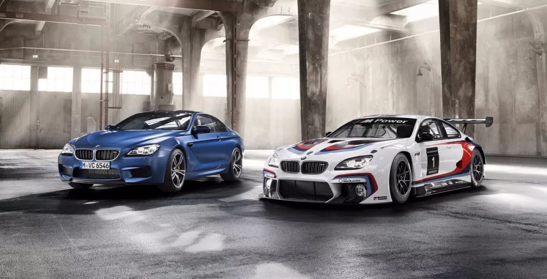 GT车系·BMW M6 GT3