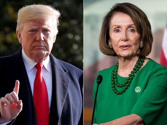 美国二号实权人物 刚刚给特朗普一个危险信号!民主党准备动手