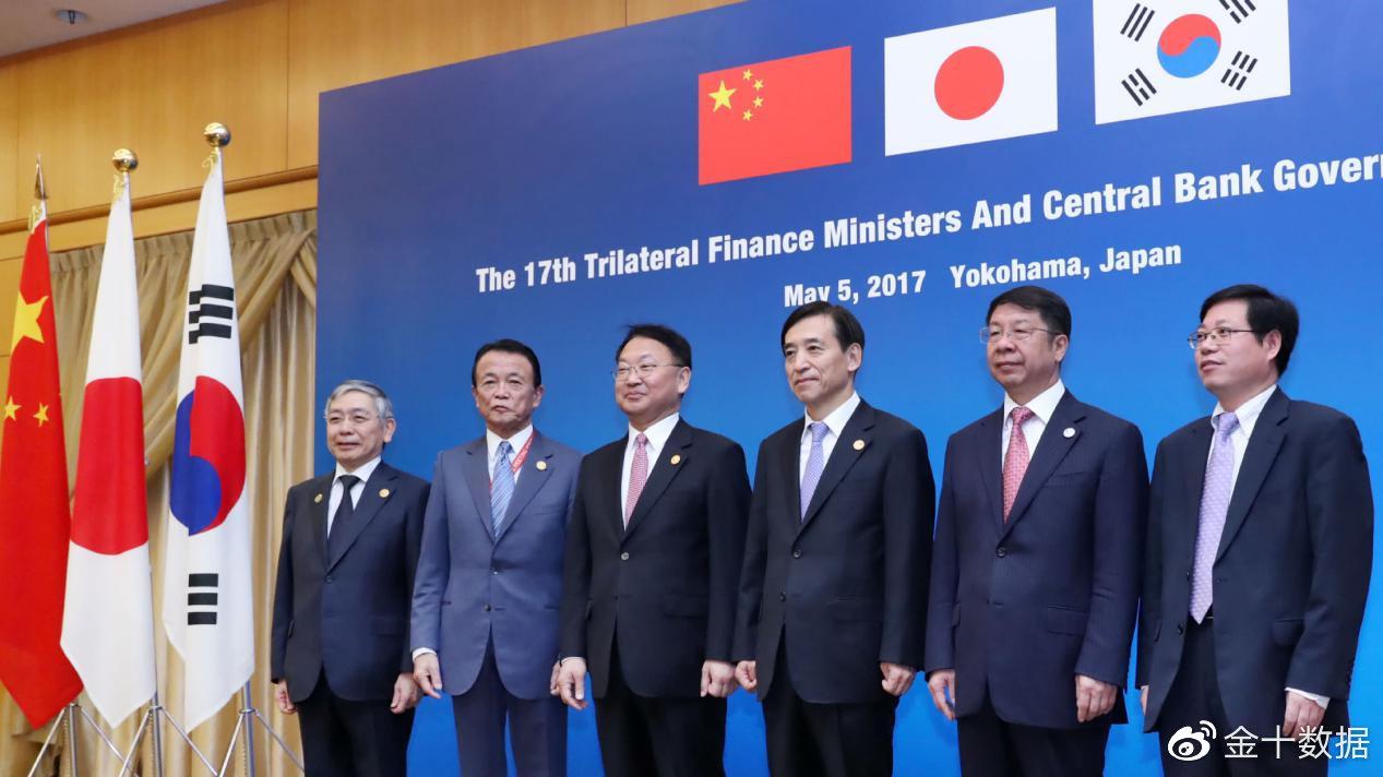 大利好!中日韩等13国抛弃美元,将人民币纳入货币互换对象!