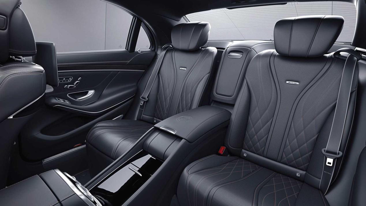豪轿中的V12,奔驰AMG S65现日内瓦车展