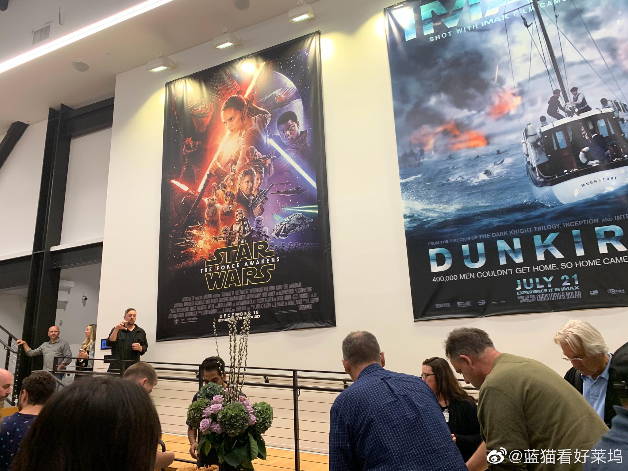 又来IMAX!但这是第一次在这里看IMAX电影,纪录片《阿波罗11号》