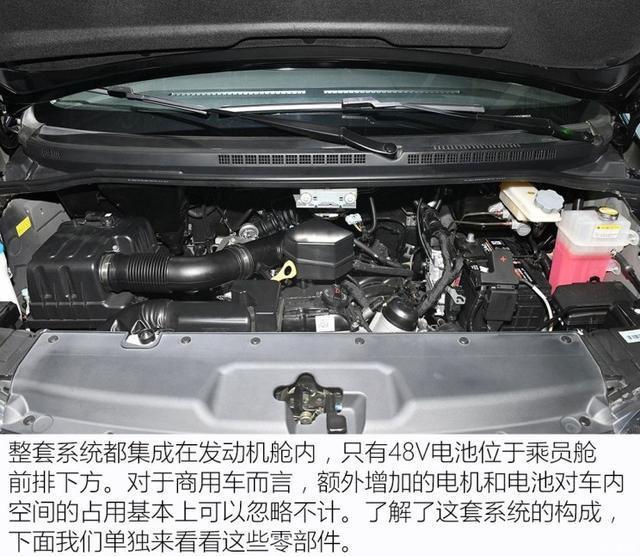 不知道的看过来,商用车加混动图啥?瑞风M4微混技术解析