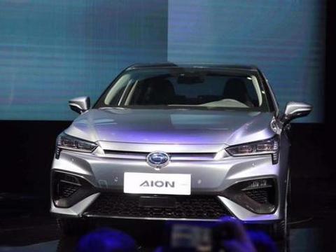 广汽新能源AION。S车展首发