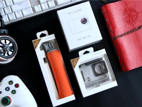 小米有品运动相机,六轴防抖+4K防水,仅售499元硬扛GOPro