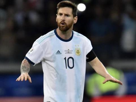 梅西霸气宣言:美洲杯争冠重新开始 要么赢球要么回家