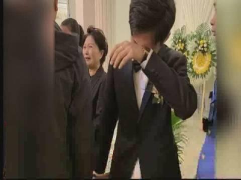大连殡仪馆里的特殊婚礼,看哭了.....