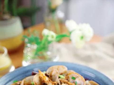 这道天下第一鲜的美味,吐沙特别重要,做法简单,值得收藏