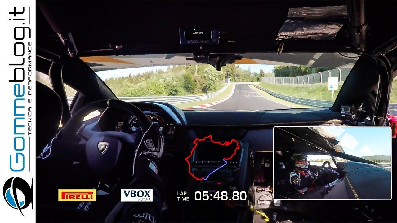 兰博基尼Aventador SVJ 极速有多快?第一视角感受下!